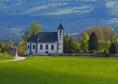 Kostelík v Želnavě